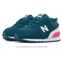 Кроссовки new balance Girls 574 High Visibility оригинал , 24, 5см