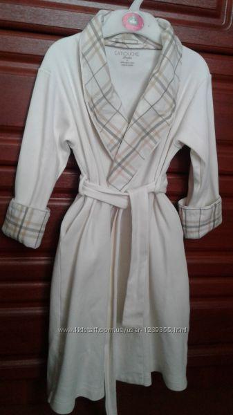 Catiouche Лондон брендовый халат девочке 2Y 2-6лет