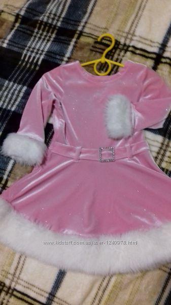 Нарядное платье фирмы BONNIE JEAN