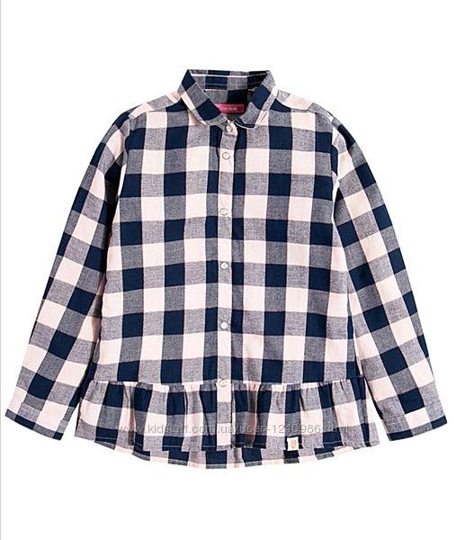 Рубашка, сорочка хлопкова Cool Club. Школа 146-152