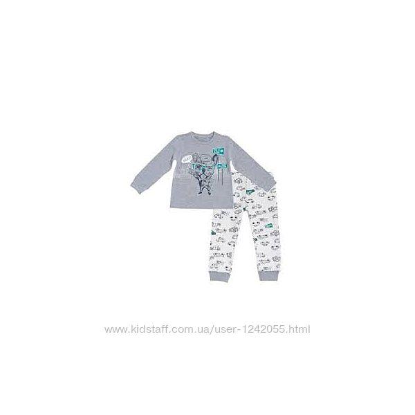 Пижама теплая Chicco р.116