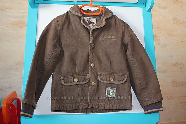 Куртка пиджак Chicco р. 104