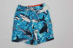 Яркие пляжные шорты Gap на мальчикa p.110