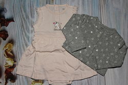 Комплект платье кардиган Carters Картерс в наличии