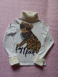 свитер с горлом