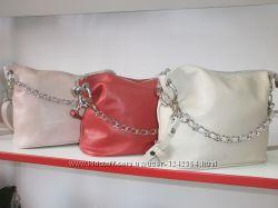 Кожаная сумка кросс-боди VERA PELLE