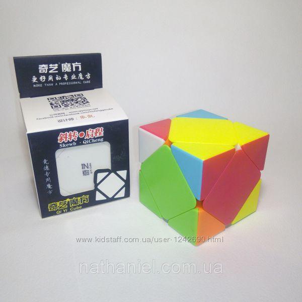 Кубик Рубик Скьюб sqewb - головоломка, цветной пластик от Qiyi