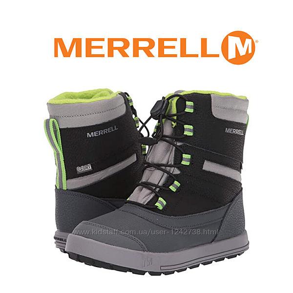 Зимние ботинки Merrell оригинал из США р. 36