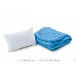 Комплекты детские одеяло и подушка