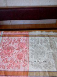 Скатерть с салфетками из льна