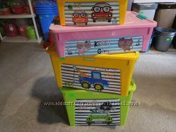 Smart Box с детскими принтами для мальчишек и девчонок