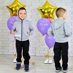 Спортивный костюм для мальчика двунитка