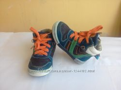 Демисезонные ботинки Солнце 16 см
