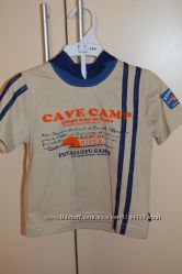 Новая стильная футболка Wojcik с капюшоном для мальчика