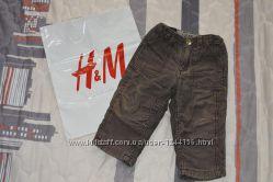 Фірмові вельвети H&M для хлопчика