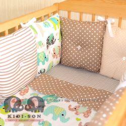 Детское постельное белье - пошив на заказ
