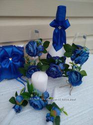 Свадебные украшения аксессуары декор