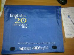 Курс английского языка 20 минут каждый день- 1250 грн