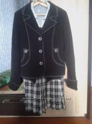 Школьный костюм для девочки р. 152