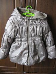 Деми, евро зима куртка OLD Navy, р. 110