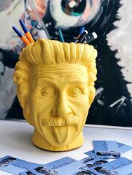 Органайзер Эйнштейн, скульптура