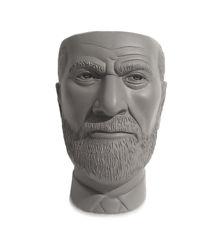 Скульптура органайзер в образе Зигмунда Фрейда, высота  20см