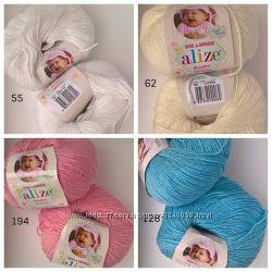 Продам пряжу Alize Baby wool