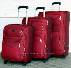 Чемодан чемоданы сумки валізи Wings  6802 2 колесаПольша
