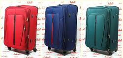 Чемодан  чемоданы валізи Wings - Swift Польша 4 колеса 360 градусов