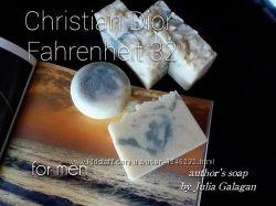 Парфумоване мило для чоловіків Fahrenheit 32