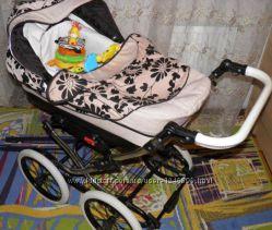Коляска детская Kajtex Tramonto 2в1 візочок-всюдихід