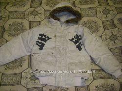 Мегатеплая брендовая  Rivaldi,  теплые куртки, лыжная куртка   р. 134-146