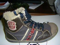 Кроссовки кожаные 79f42ae039b13