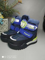 Термо ботинки Tom. M 7674, р 23-28