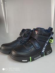 Демисезонные ботинки Clibee P-604,30103, р.32-37
