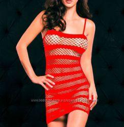 Платье в сетку  Эротическое белье  Сексуальное белье