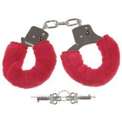 Пушистые наручники  Эротическое белье  Сексуальное белье