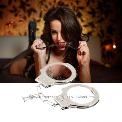 Металлические наручники   Эротическое белье  Сексуальное белье