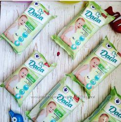Детские влажные салфетки Dada Дада