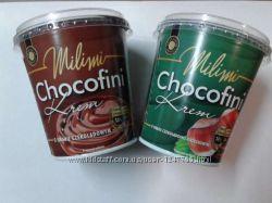 Шоколадная паста с орехами Chocofini 400 гр.