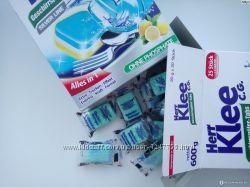 Таблетки для посудомоечной машины Klee Silver Line 70 шт.
