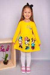 Платье для девочки Минни-Маус, Дейси р. 98-128