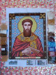 Схема вышивки Св. Григорий