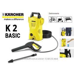 Мойка KARCHER K2 BASIC