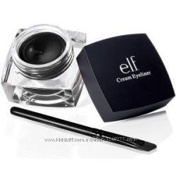 E. L. F. Cosmetics Кремовая подводка для глаз, черный 4, 7г Cream Eyeliner