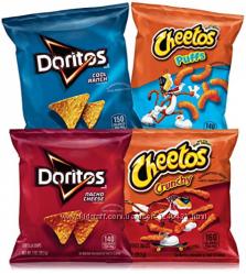 Cheetos Crunchy, Doritos - США Оригинал, много необычных вкусов в наличии