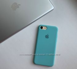 Чехол Apple Silicone case для iPhone 7, 8 копия