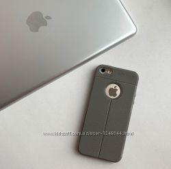 Чехол силиконовый Auto Focus на iPhone 55