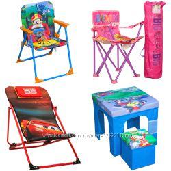 Disney Оригинал Мебель раскладное кресло туристическое, шезлонг
