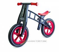 Беговел велобег Balance Trike Black , Blue , Red , Strider Sports велосипед